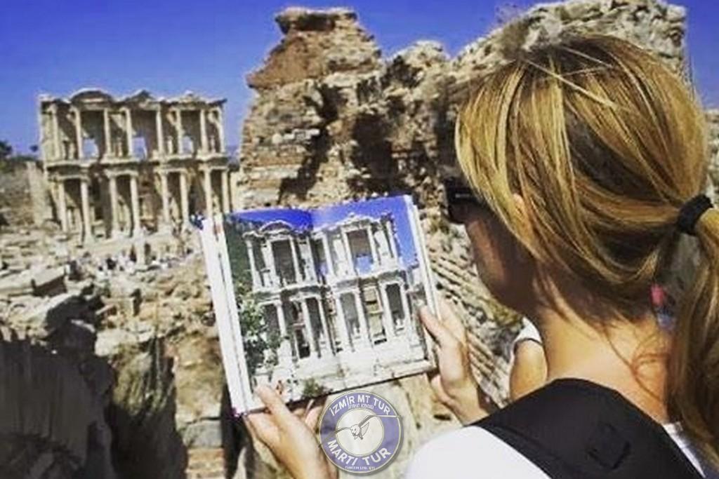 Efes Şirince Meryemana Turu