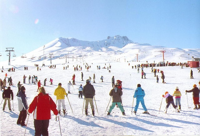 Isparta Burdur Davraz Kayak Merkezi turu